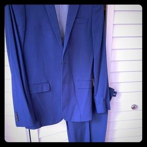 Other - Men's suit, worn just once for no more than 3 hrs.
